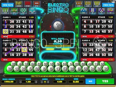 bingo screenshot